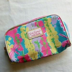 Lilly Pulitzer make up bag